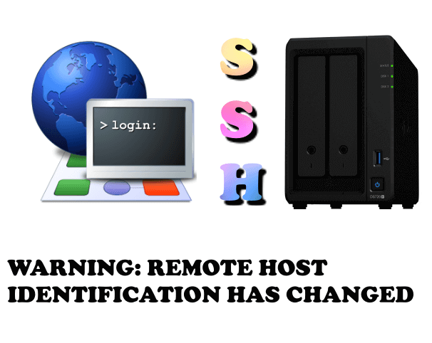 "رفع خطای ""WARNING: REMOTE HOST IDENTIFICATION HAS CHANGED"" در لینوکس"