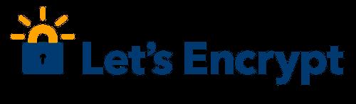 لوگوی Let's Encrypt